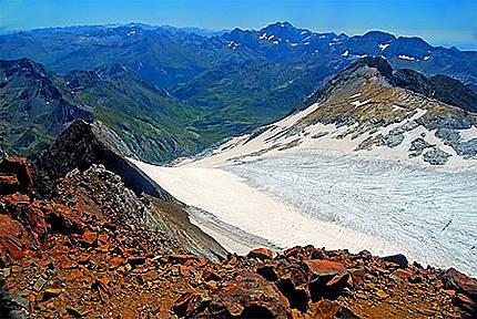 Glacier d'Ossoue - Vignemale