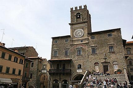 Palazzo Comunale-Cortona