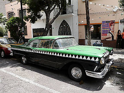 Voiture mexicaine