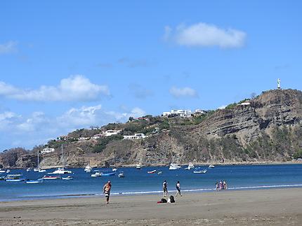 San Juan del Sur - Plage