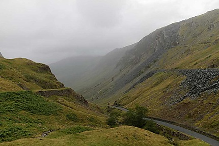 Honnister Pass