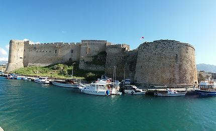 Le château de Girne (Kyrenia)