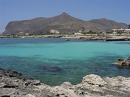 L'île de Favignana