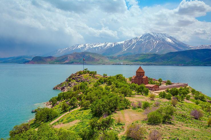 Lac de Van - Turquie