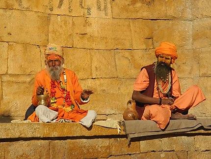 Jaisalmer Entrée Citadelle