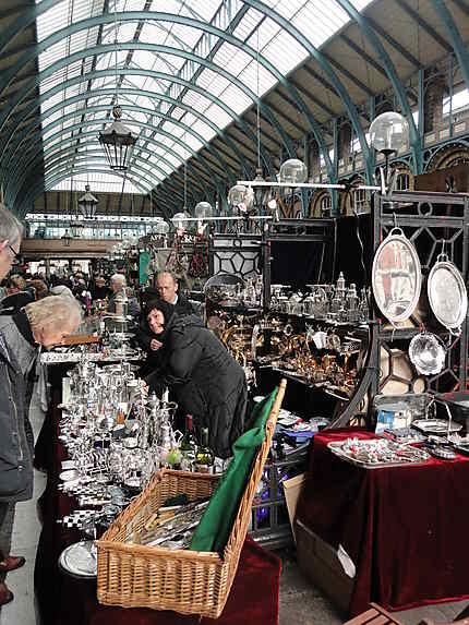 Marchés d'antiquités