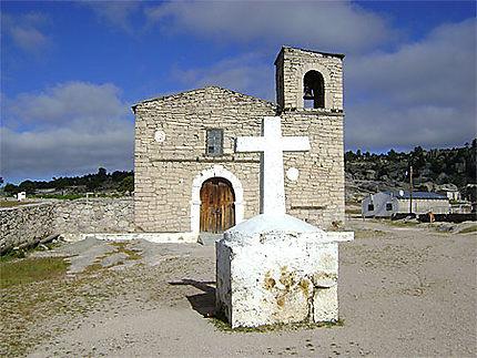 L'église de San Ignacio de Arareko