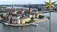 Stockholm et son archipel : une ville, 30 000 îles
