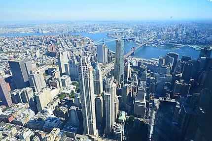 Vue du 1WTC