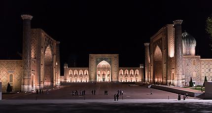 La place du Registan