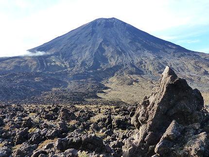 Au pied des volcans