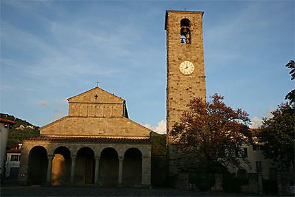 Eglise San Pietro (Cascia-Reggello)