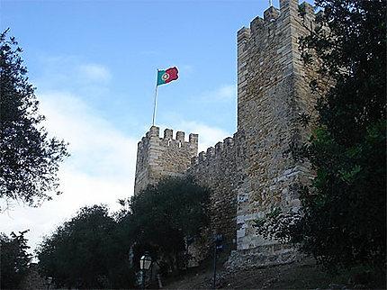 Le château de São Jorge