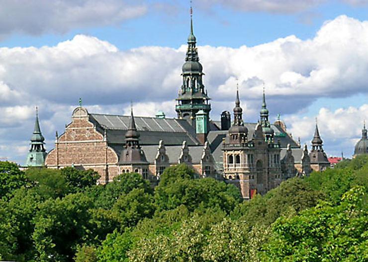 Skeppsholmen et Djurgården : les îles musées