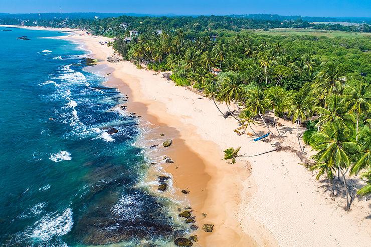 Le Sri Lanka, des temples aux plages