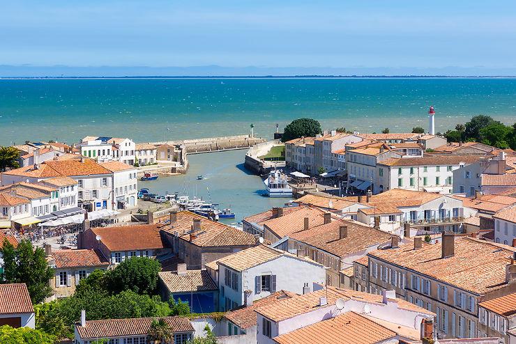 La Charente-Maritime, côté îles : Ré, Oléron, Aix, Madame
