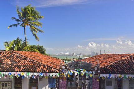 Marché à Olinda