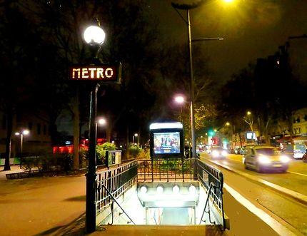 Paris, ambiance nuit