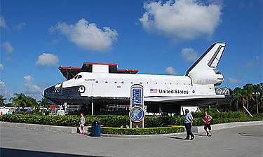 Cape Canaveral et Kennedy Space Center
