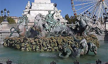 Monument aux Girondins et à la République
