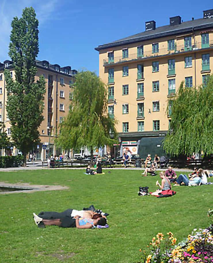 Södermalm : l'île cool et branchée