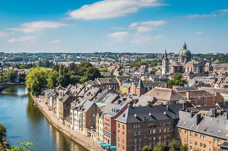 Namur, la capitale de la Wallonie