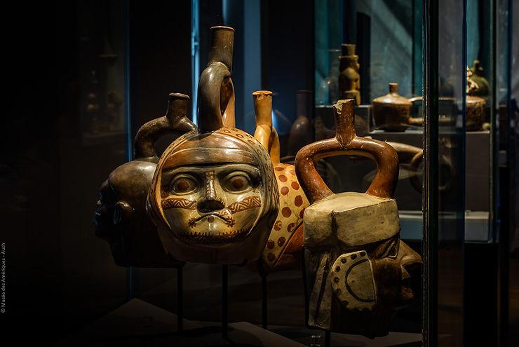 Gers - Musée des Amériques : découvrir l'art précolombien à Auch