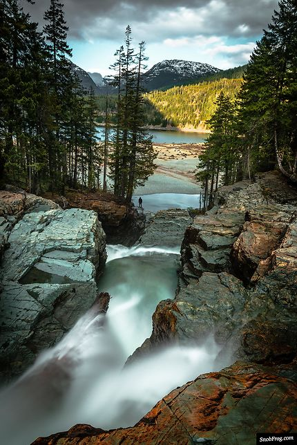 Myra Falls&Butle Lake - Strathcona provincial park