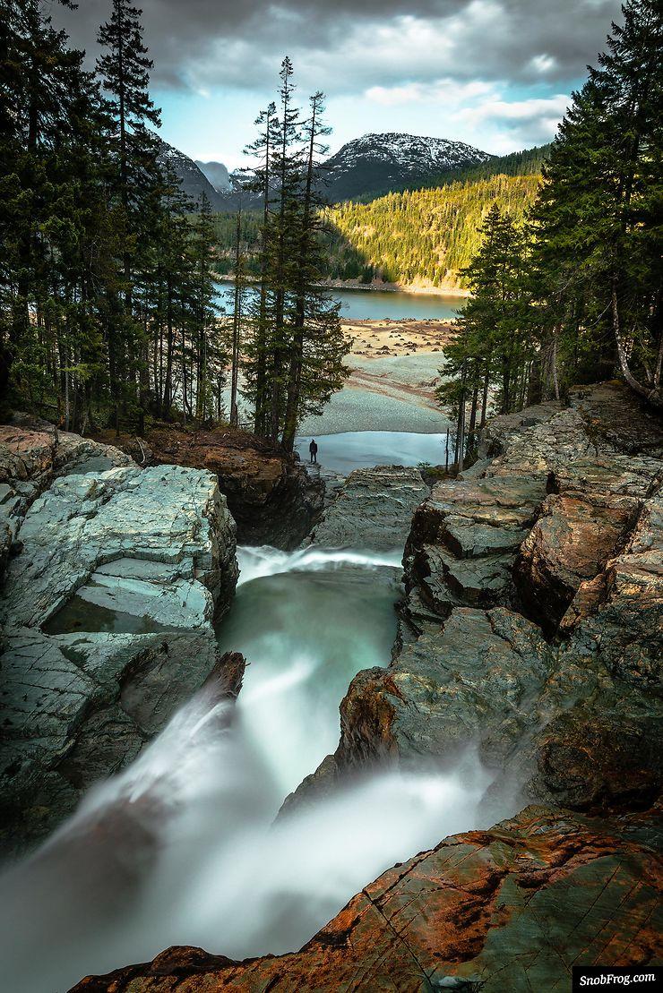Myra Falls & Buttle Lake, Strathcona Provincial Park