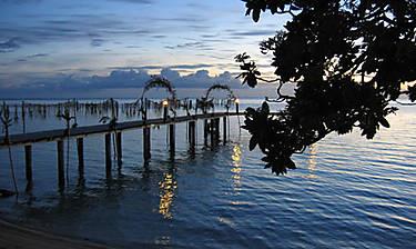 Huahine (îles de la Société)