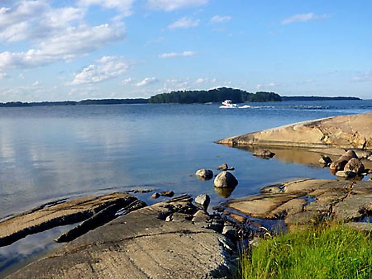 L'archipel : 30 000 îles aux portes de la ville