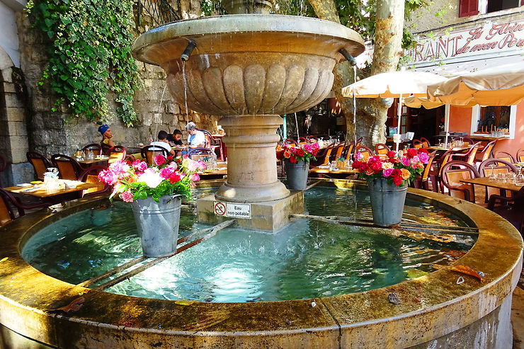 Seillans, l'un des plus beaux villages de France