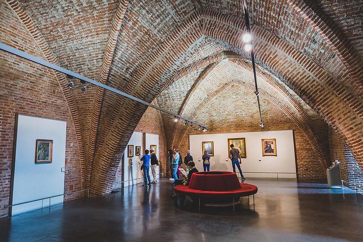 Musée Toulouse-Lautrec : l'enfance parmi les chevaux…