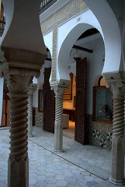 Casbah - Palais Mustapha Pacha
