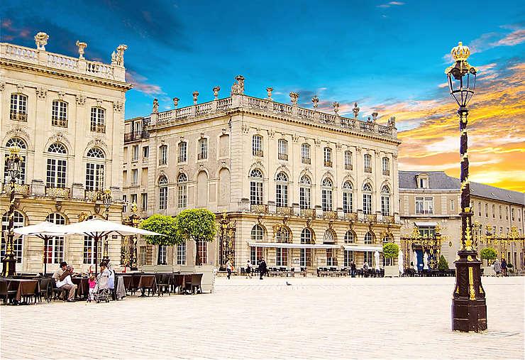 Metz et la Lorraine, sous les lumières de l'été