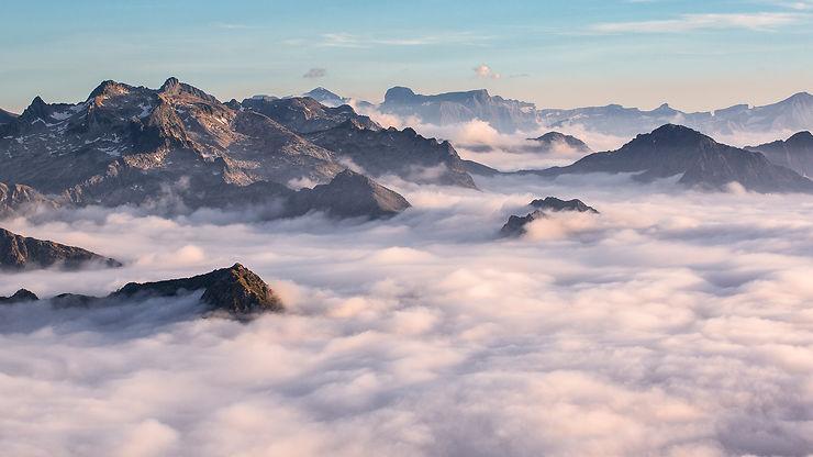 Vallées de Gavarnie : 4 week-ends au cœur des Pyrénées