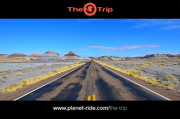 Concours - The Trip : partez à l'aventure aux 4 coins du monde !