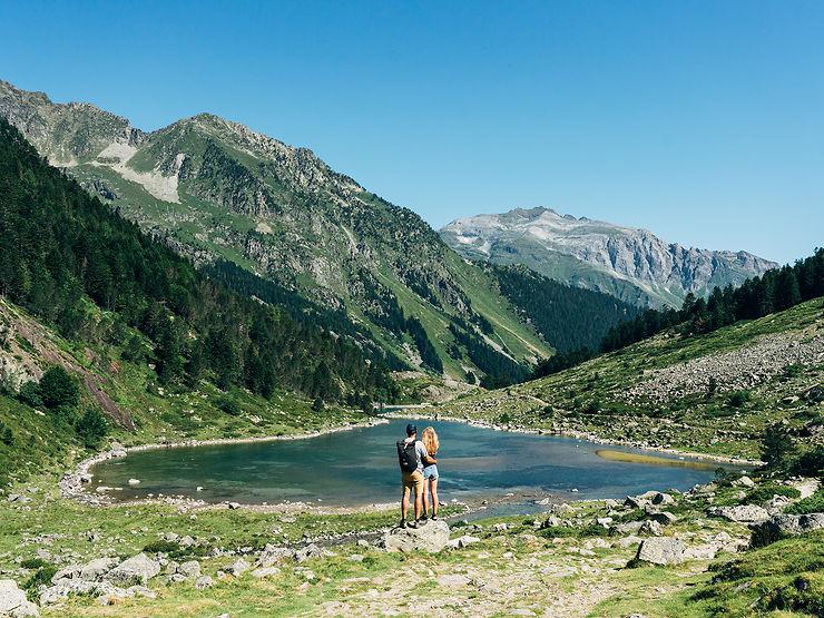 1/ Val d'Azun, entre randonnée et gastronomie