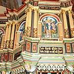 Intérieur de la cathédrale de Ribe