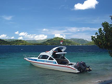 Plongée sur le sud de Lombok !