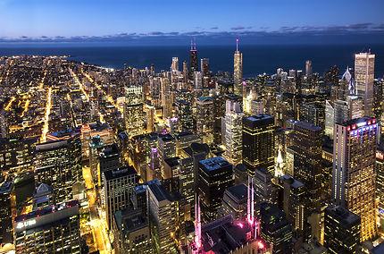 Mille et une tour à Chicago