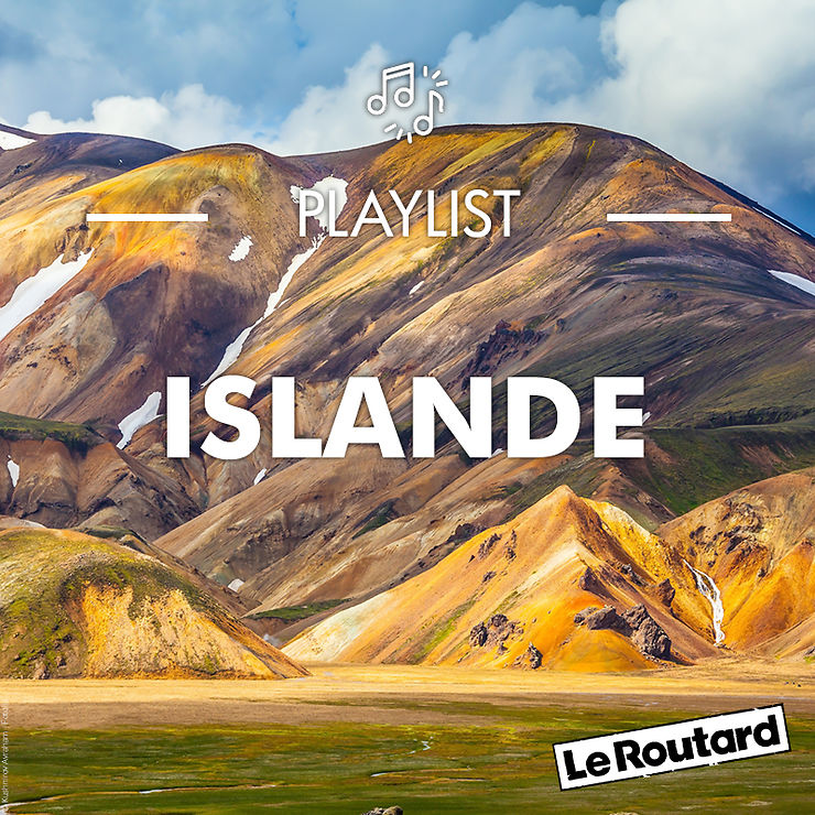 Playlist Routard Islande