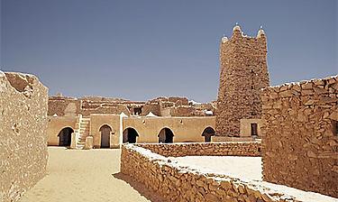 Chinguetti (désert de l'Adrar)