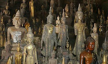 Grottes de Pak Ou (Luang Prabang)