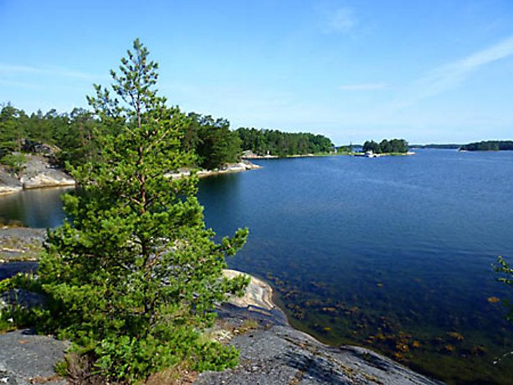 Finnhamn, petit paradis boréal