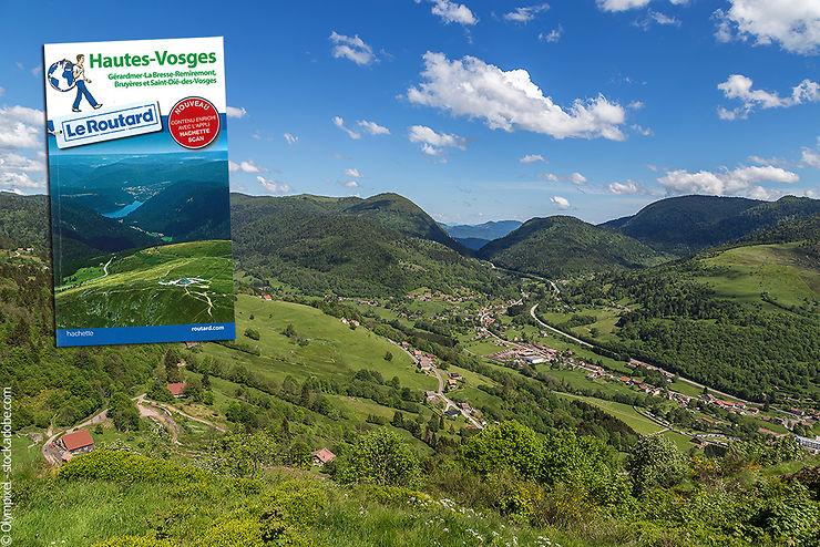 Les Hautes-Vosges avec le Routard