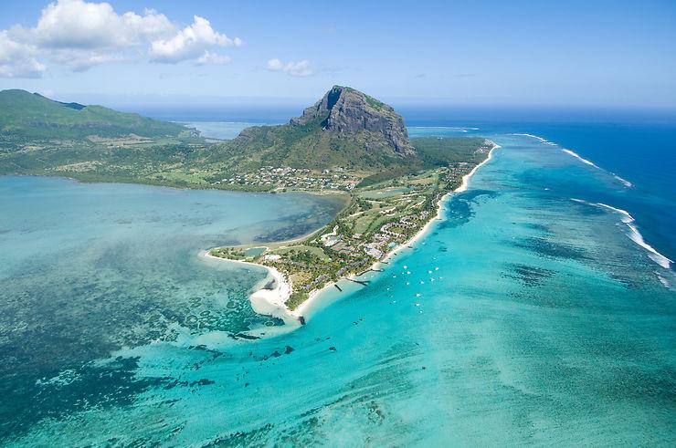 Maurice, l'île lagon