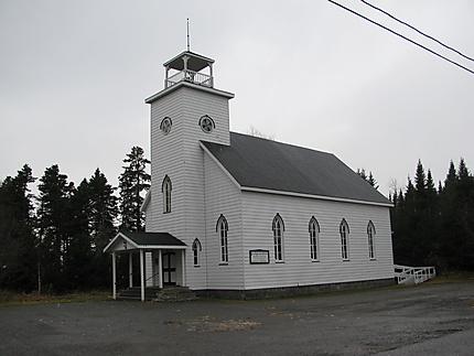 Église Presbytérienne à Métis-sur-Mer