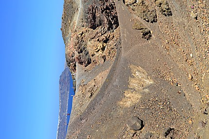 Volcan de Santorin