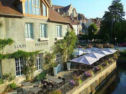 Dole, ville natale de Louis Pasteur